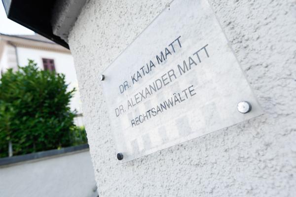 Rechtsanwaltskanzlei Matt - Bregenz